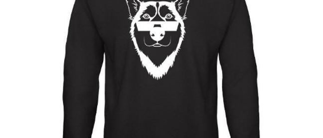 Dogs of Vilnius HUSKY crewneck sweatshirt