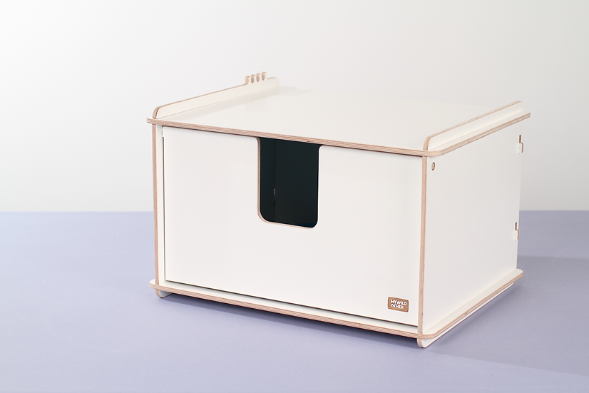 Cat house/litter box cover - Box