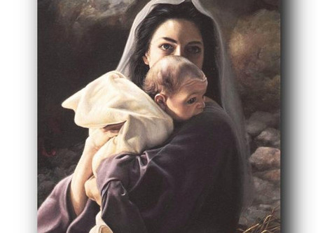 The Motherliness of Mary: An Open Invitation