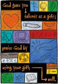Your Gifts and Talents- Advent Reflection