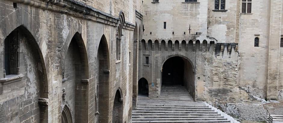 Pilgrimage | Boundaries in Avignon