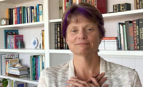 Sally O, intuitive counselor and psychic medium, Orcas Island WA