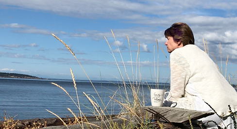 Sally O'Brien is an intuitive counseling and psychic medium working with clients online + Orcas Island WA