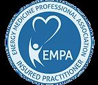 Energy Medicine Professinal Association Insured Practitioner