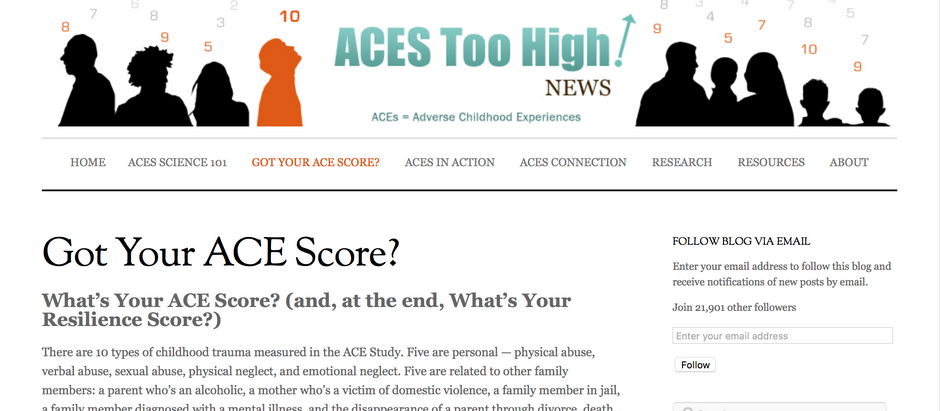 Are Your ACEs High?