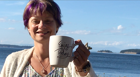 Sally O, intuitive counselor and psychic medium, Orcas Island WA