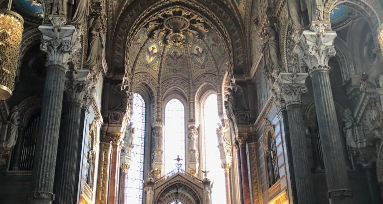 Pilgrimage | Basilica, Blue & Wisdom
