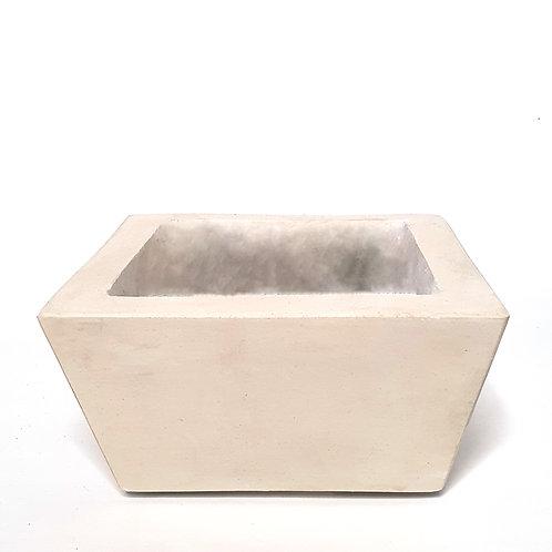Simple White Terrazzo