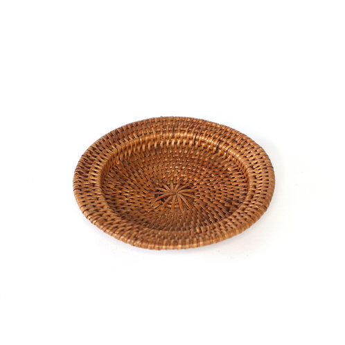 Rattan tray place-mat (small)