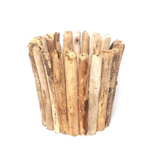 Driftwood Basket