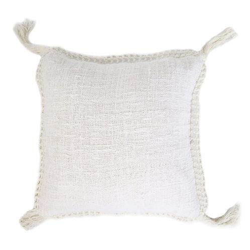 White Crochet