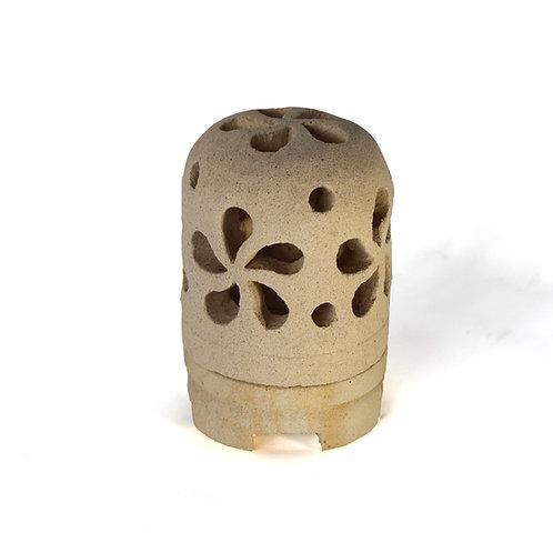 Sand Stone  Candle holder