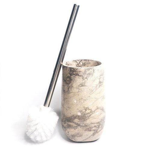 Marble Motif Toilet Brush