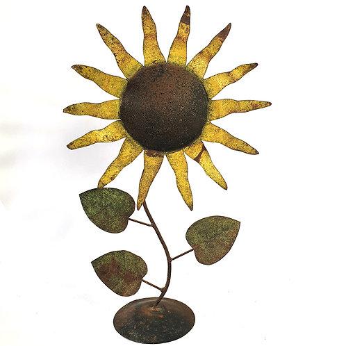 Candle Holder Sunflower
