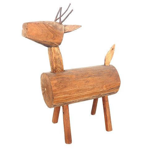 Wooden Dear