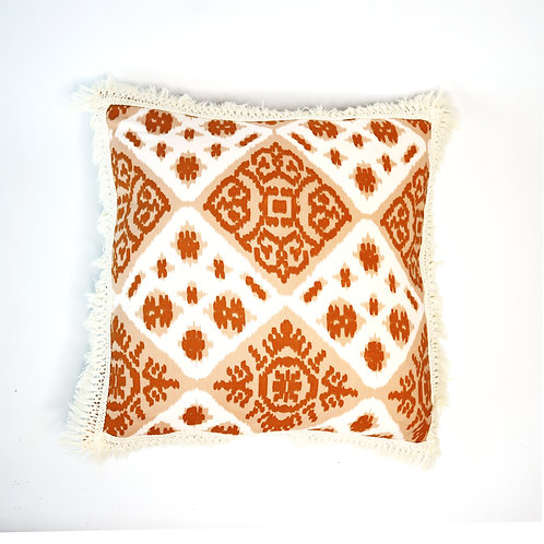 Ancient Balinese Ethnic Pillow Case