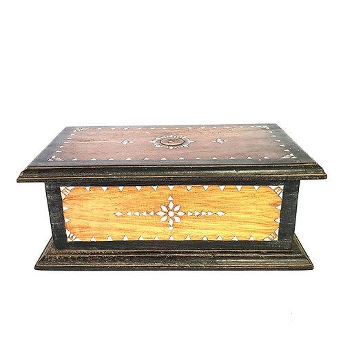 Big Retangle Wood Boxes