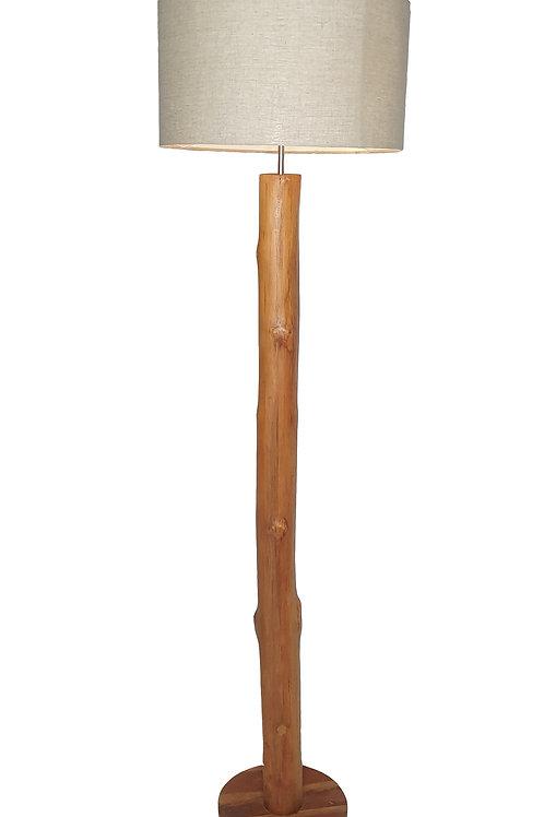 Natural Standing Lamp