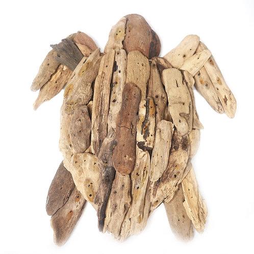Turtle Driftwood Decoration