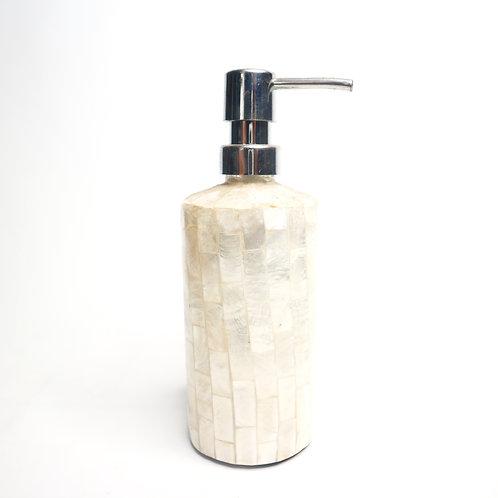White Multifunction Dispenser Pump Bottle