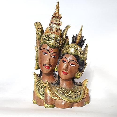 Rama and Shita