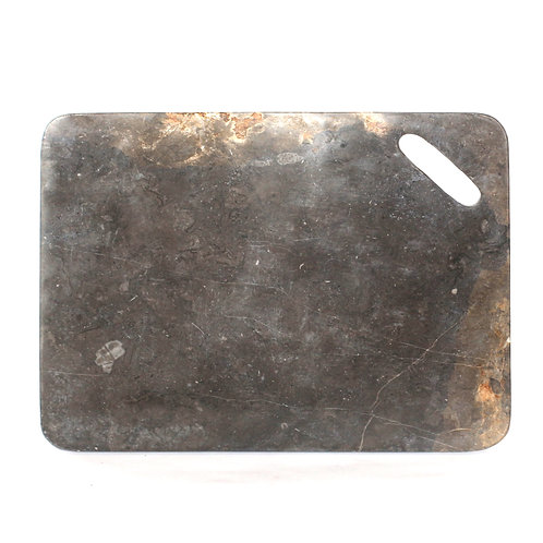 Marble chopping board black
