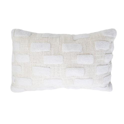 Minimalist Tufted Detail Pillow Case