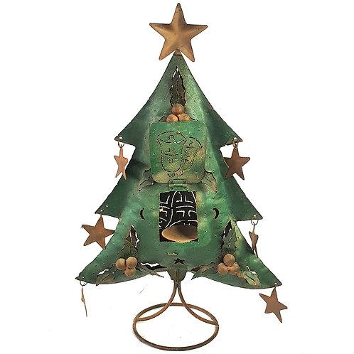 Candle Holder Christmas Tree