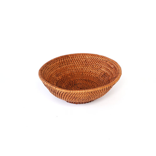 Rattan bowl (small)