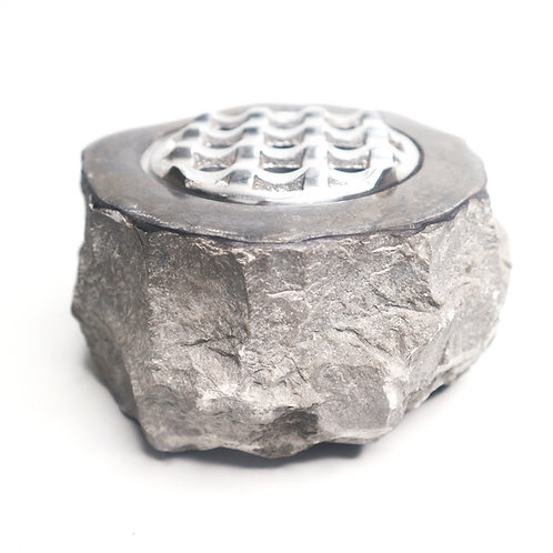 Untique Hand-Made Rock Style Ashtray