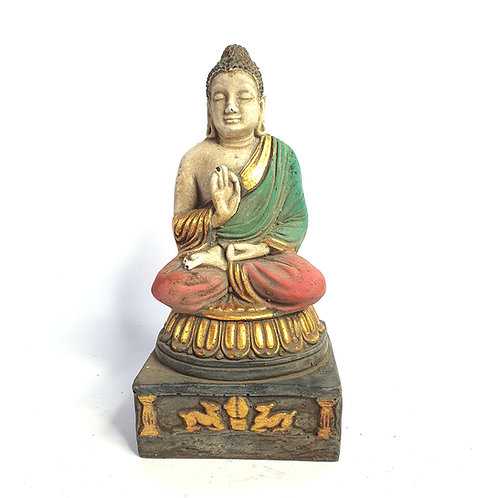 Small Buddha with stand