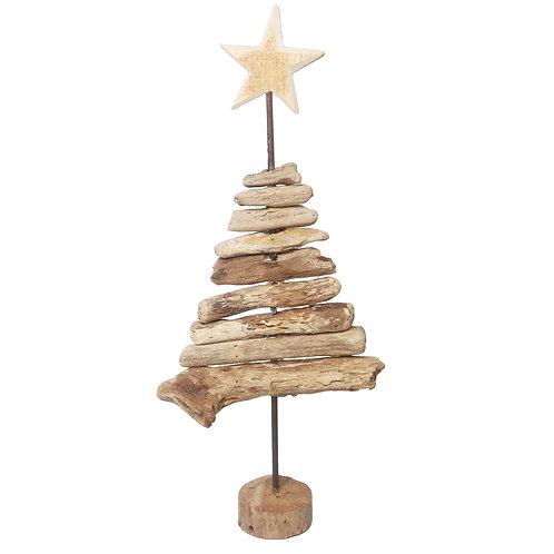 Christmas Driftwood Decoration
