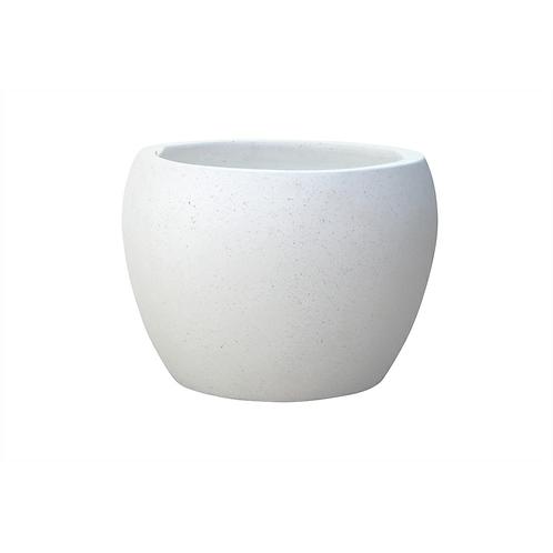 Terazzo White pot