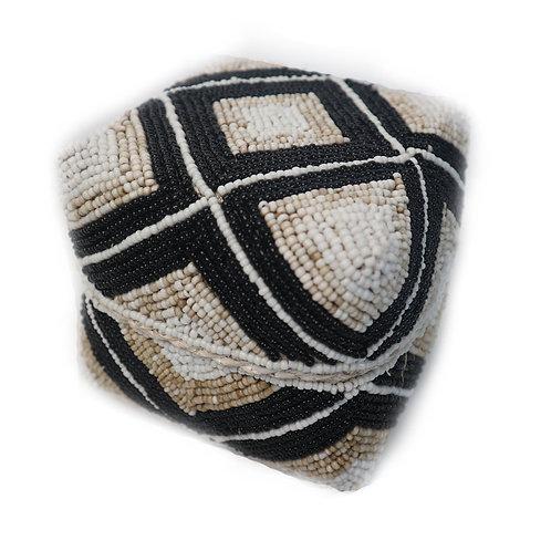 Black and White Tiger Basket