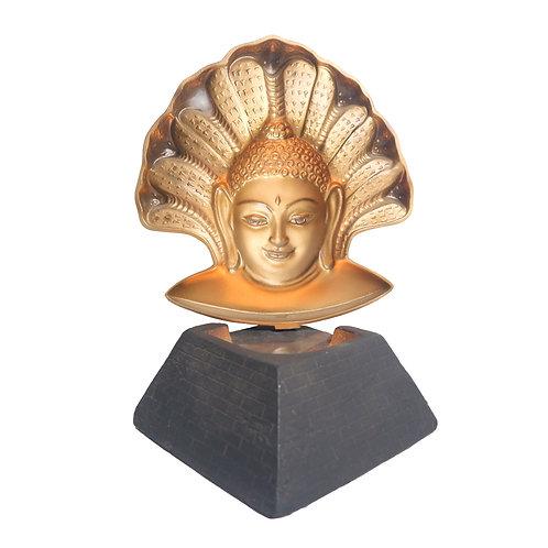 Shriparshavanath Golden 3D Table Art