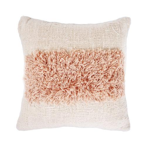 Soft Tufted Detail Pillow Case