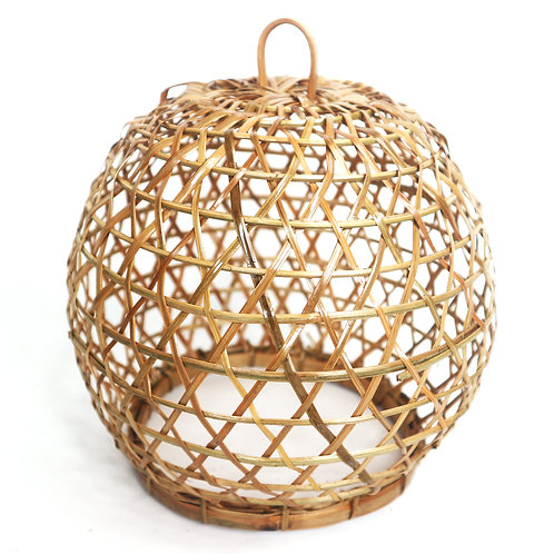 Bamboo Lamp Cage