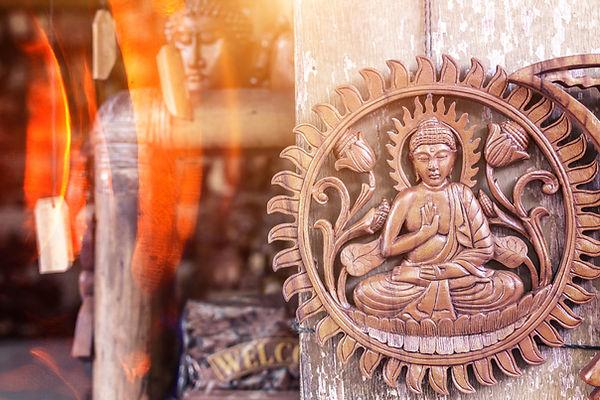 Budha by artem-bali