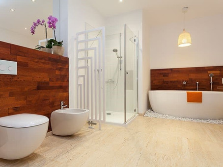 How to Incorporate Teak wood into Your Bathroom Design