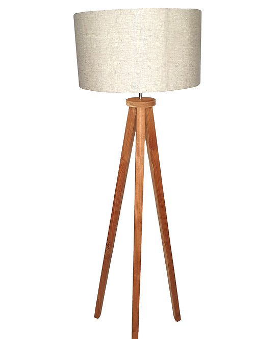Tripod Stem Standing Lamp