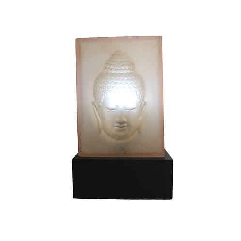 Budha Ice 3D Table Art Lamp