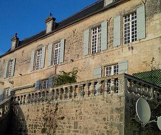 La Brossardière - Le Logis - Riverside Facede