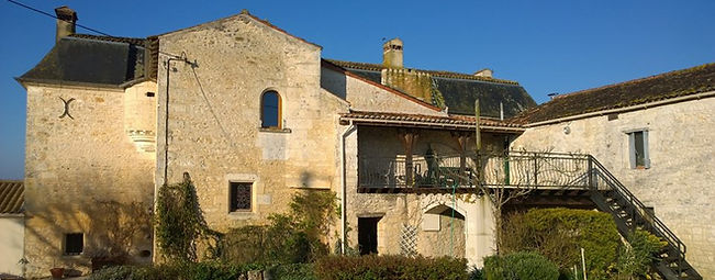 La Brossardière - Le Logis Relaxing holiday in the French countryside