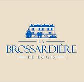 La Brossardière-Le Logis_white_logo