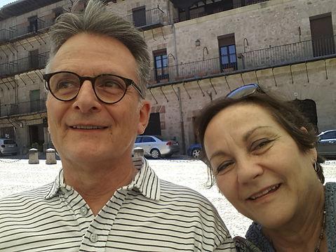 Familia Arbelaez-Isaza padres