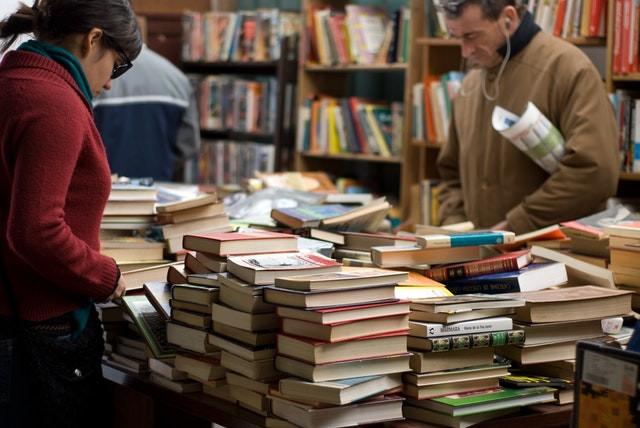 จุดอ่อนชอบซื้อหนังสือ