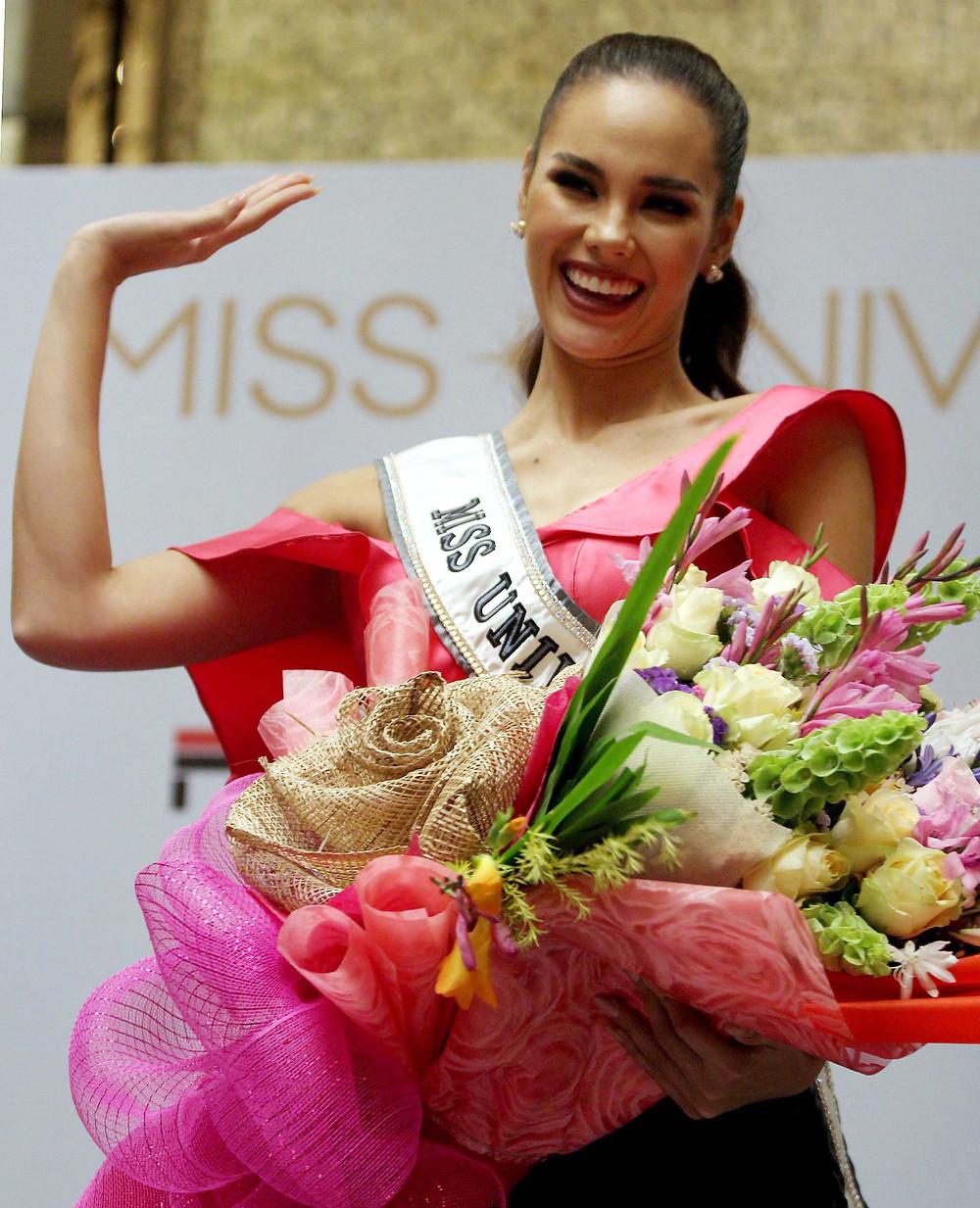 Miss Philippines (Catriona Gray)
