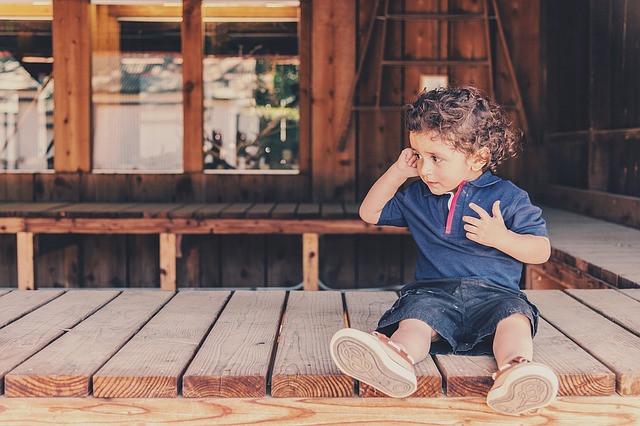 อาการเด็กออทิสติกเทียม