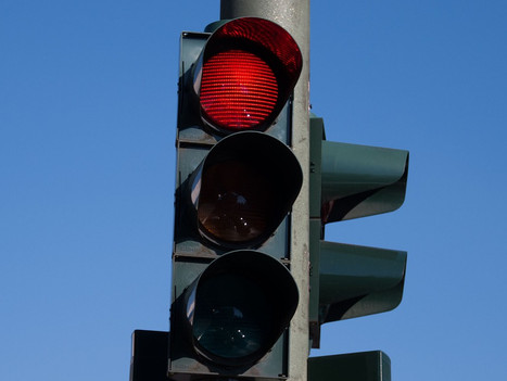 RED LIGHT MEANS...GO?