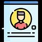 Sharing business card networking platform